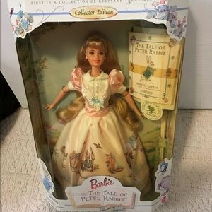 Collector's Edition Peter Rabbit Barbie